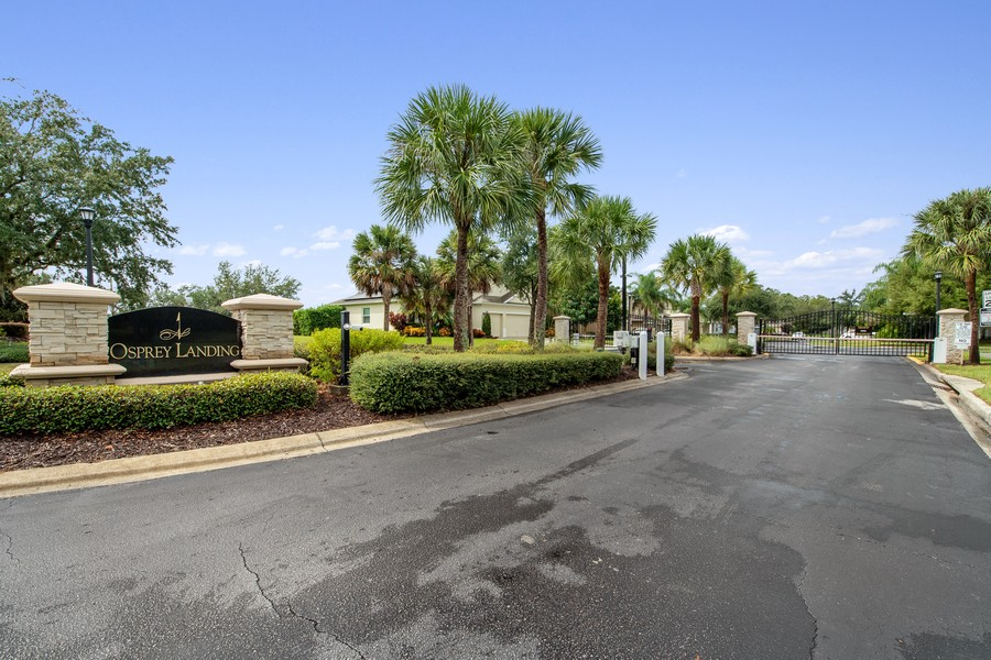 Real Estate Photography - 9945 MOUNTAIN LAKE DRIVE, ORLANDO, FL, 32832 - GATED ENTRY