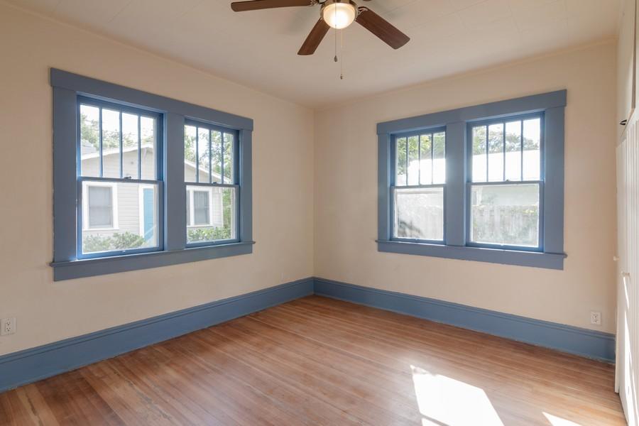 Real Estate Photography - 2562 Loma Linda St., Sarasota, FL, 34239 - Master Bedroom