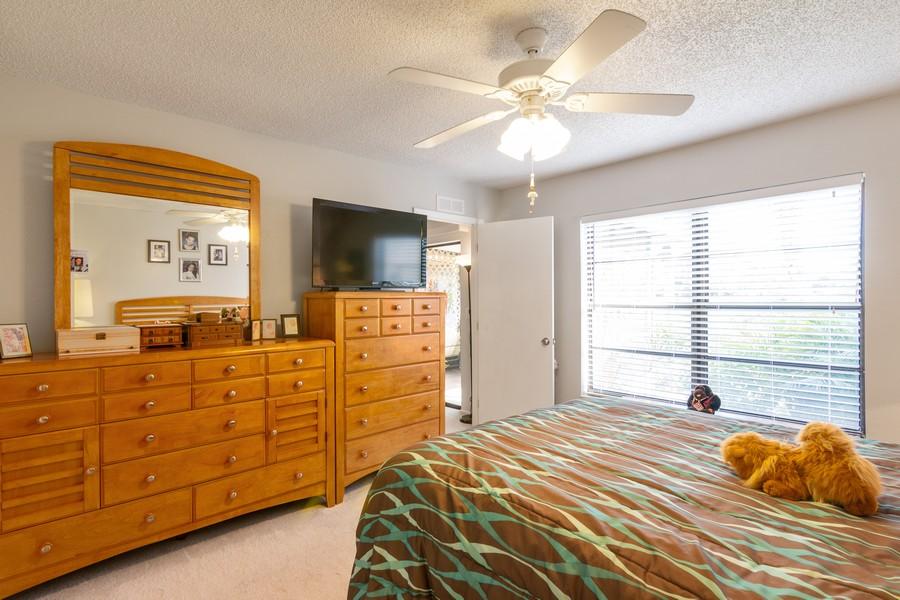 Real Estate Photography - 3607 Longmeadow, 45, Sarasota, FL, 34235 - Master Bedroom