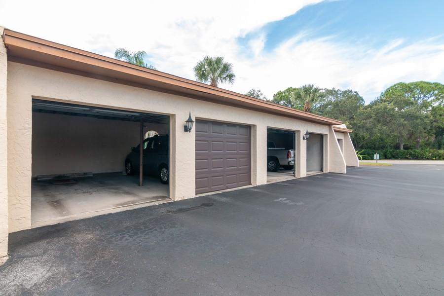 Real Estate Photography - 3607 Longmeadow, 45, Sarasota, FL, 34235 - Garage