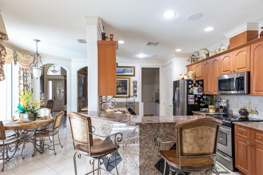 Real Estate Photography - 22 Madison Dr, Naples, FL, 34110 - Kitchen