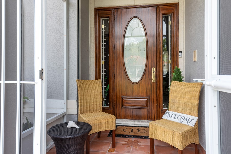 Real Estate Photography - 22 Madison Dr, Naples, FL, 34110 - Entrance