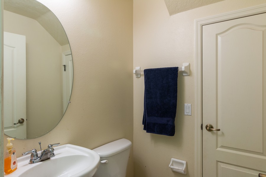 Real Estate Photography - 239 Cape Harbour Loop, Unit 103, Bradenton, FL, 34212 - 3rd Bathroom