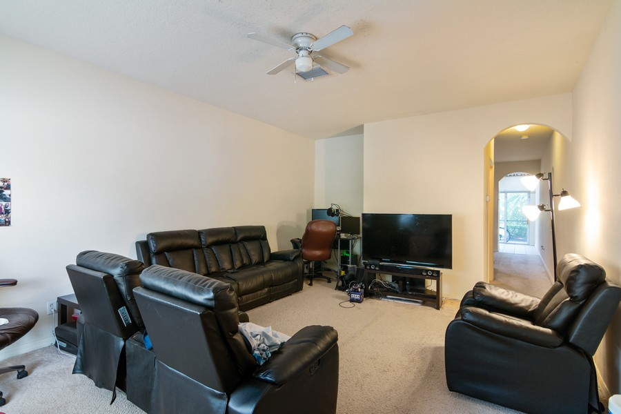 Real Estate Photography - 239 Cape Harbour Loop, Unit 103, Bradenton, FL, 34212 - Family Room