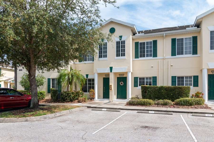 Real Estate Photography - 239 Cape Harbour Loop, Unit 103, Bradenton, FL, 34212 - Front View