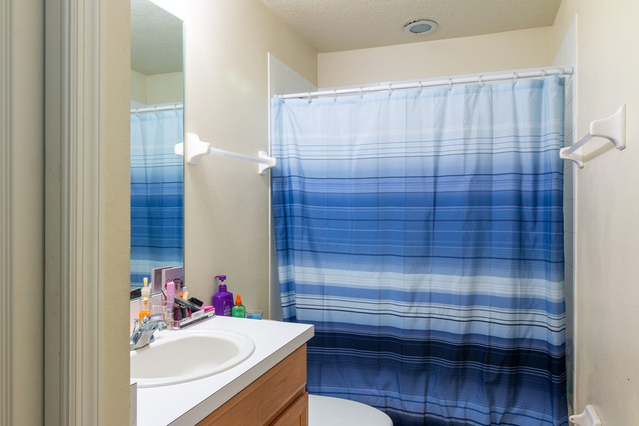 Real Estate Photography - 239 Cape Harbour Loop, Unit 103, Bradenton, FL, 34212 - 2nd Bathroom