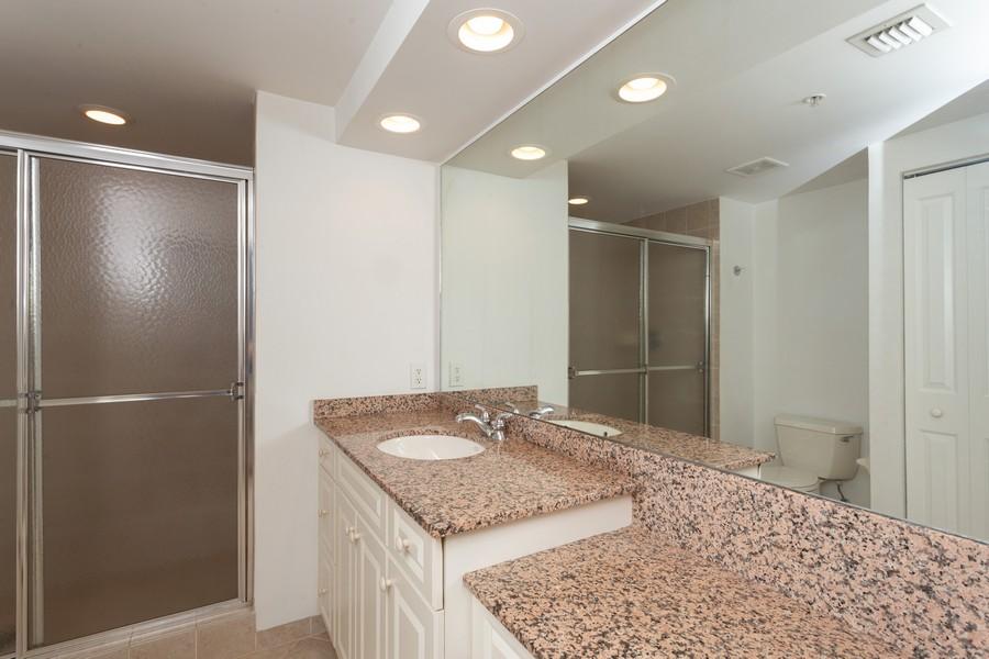 Real Estate Photography - 347 N New River Dr, Unit 1411, Fort Lauderdale, FL, 33301 - Master Bathroom