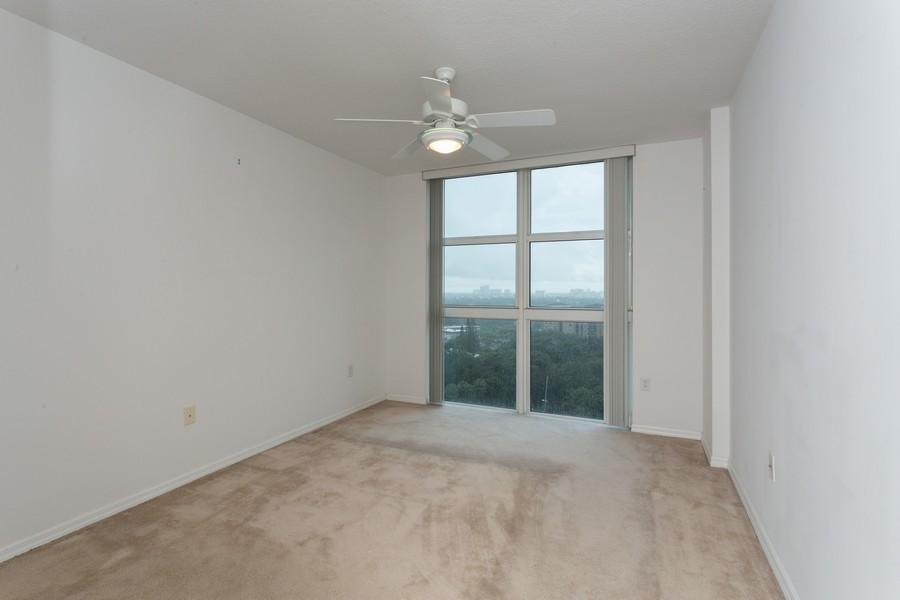 Real Estate Photography - 347 N New River Dr, Unit 1411, Fort Lauderdale, FL, 33301 - 2nd Bedroom