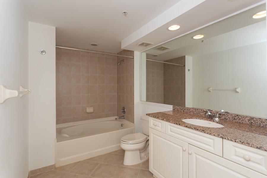 Real Estate Photography - 347 N New River Dr, Unit 1411, Fort Lauderdale, FL, 33301 - 2nd Bathroom