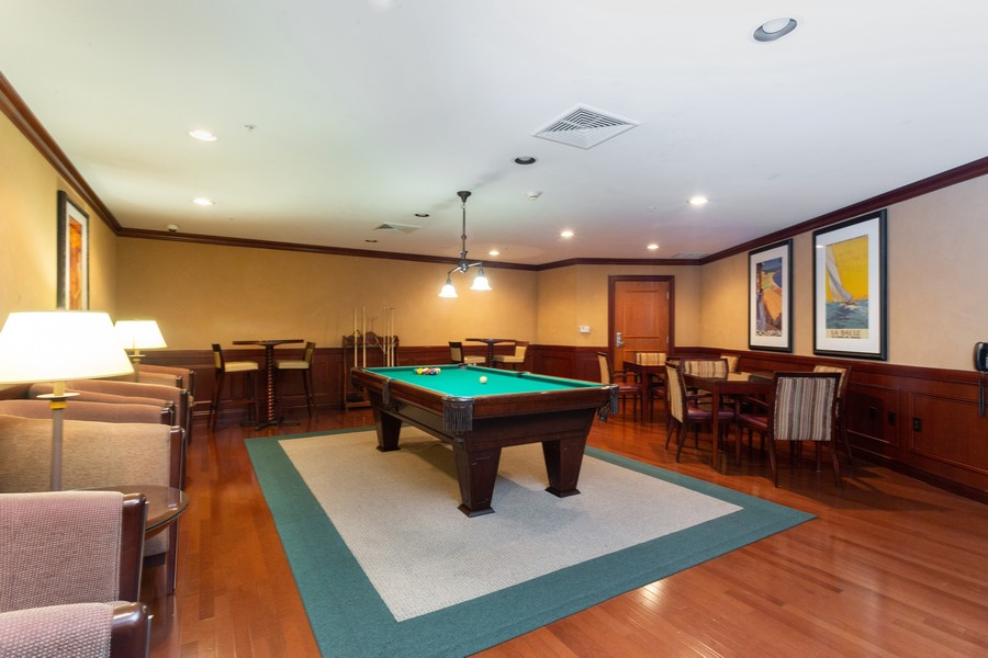 Real Estate Photography - 347 N New River Dr, Unit 1411, Fort Lauderdale, FL, 33301 - Play / Recreational Room