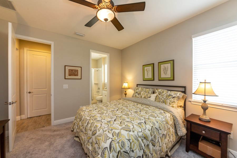 Real Estate Photography - 11660 Tapestry Lane, Venice, FL, 34293 - 2nd Bedroom