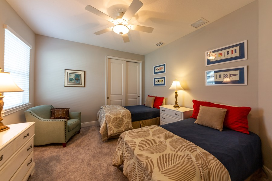 Real Estate Photography - 11660 Tapestry Lane, Venice, FL, 34293 - 3rd Bedroom