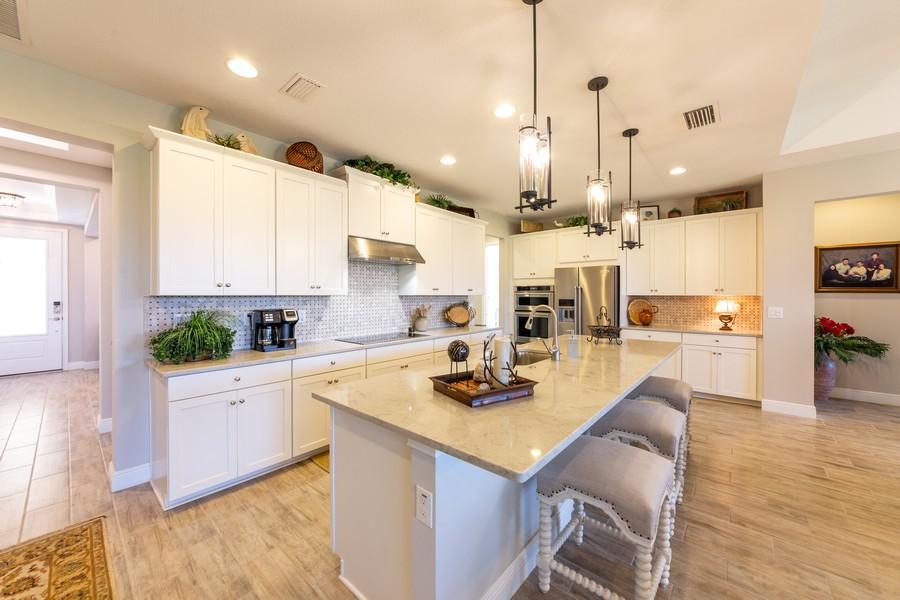 Real Estate Photography - 11660 Tapestry Lane, Venice, FL, 34293 - Kitchen
