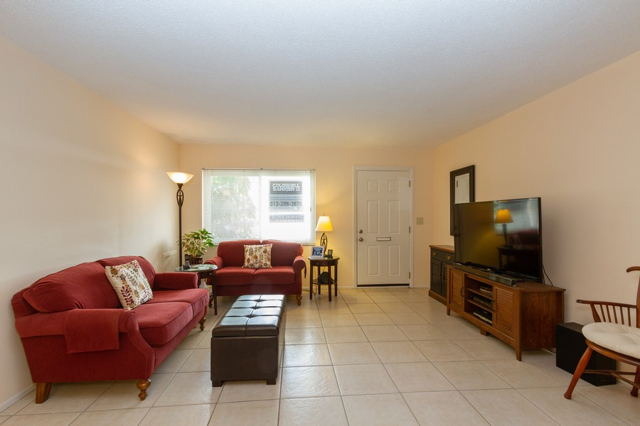 Real Estate Photography - 3811 97th Avenue N, Pinellas Park, FL, 33782 - Living Room