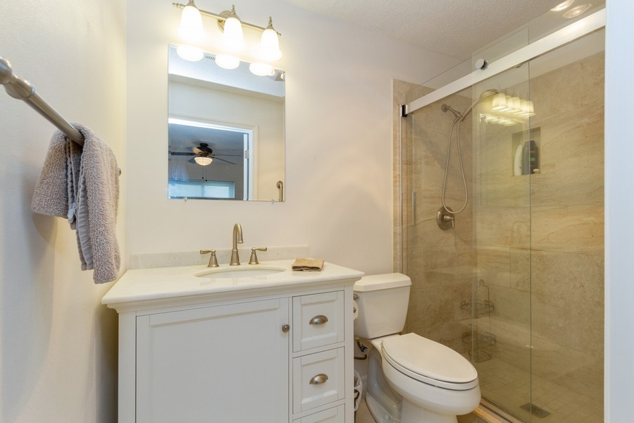 Real Estate Photography - 3811 97th Avenue N, Pinellas Park, FL, 33782 - Master Bathroom