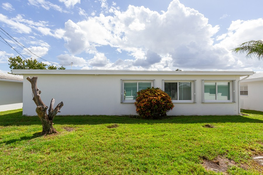 Real Estate Photography - 3811 97th Avenue N, Pinellas Park, FL, 33782 - Rear View