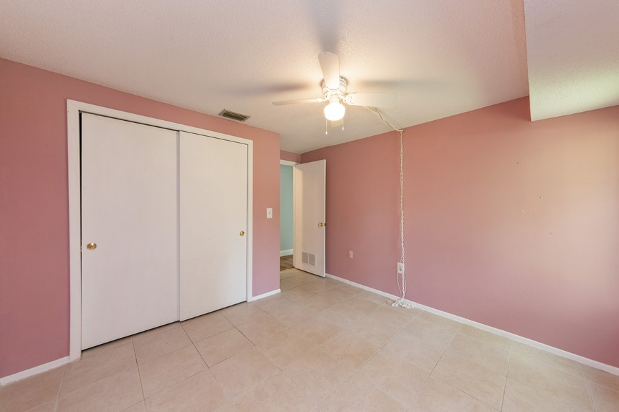 Real Estate Photography - 81 Lee Cir, Englewood, FL, 34223 - 3rd Bedroom