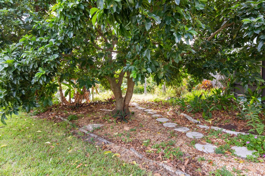 Real Estate Photography - 81 Lee Cir, Englewood, FL, 34223 - Back Yard