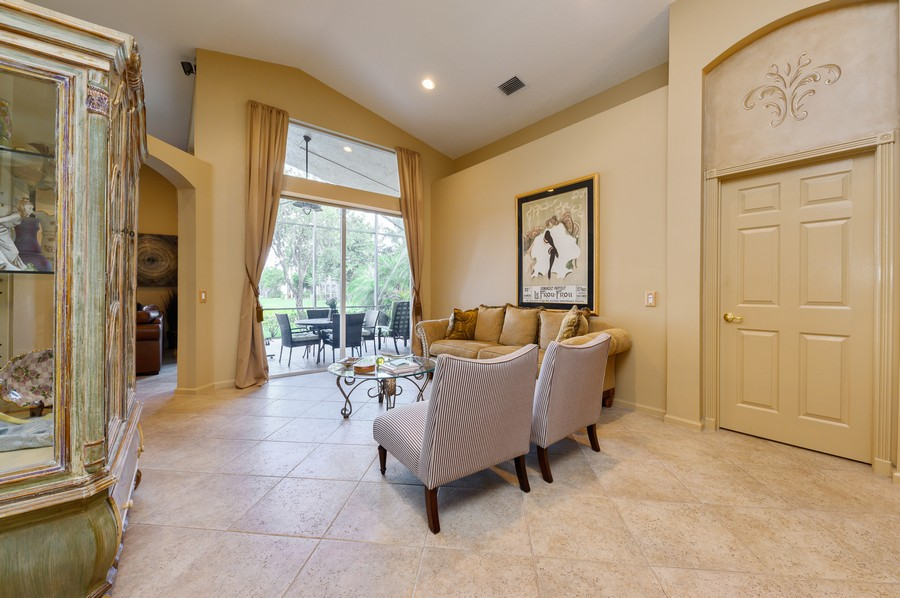 Real Estate Photography - 8775 Palm River Dr, Lake Worth, FL, 33467 - Living Room