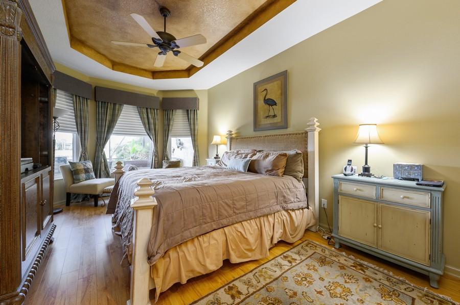 Real Estate Photography - 8775 Palm River Dr, Lake Worth, FL, 33467 - Master Bedroom