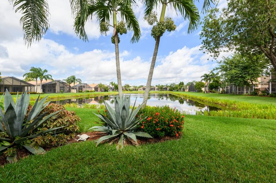 Real Estate Photography - 8775 Palm River Dr, Lake Worth, FL, 33467 - Back Yard