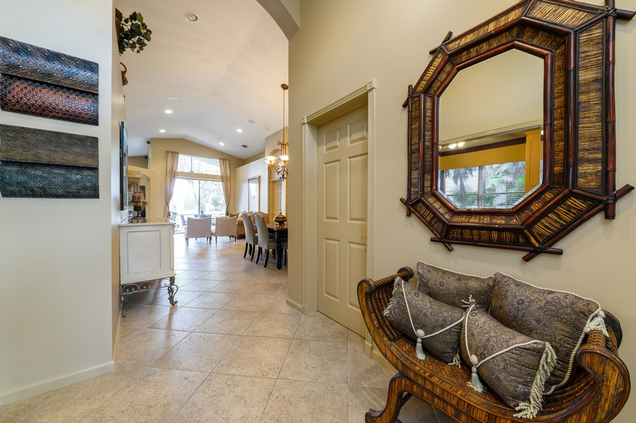 Real Estate Photography - 8775 Palm River Dr, Lake Worth, FL, 33467 - Entryway