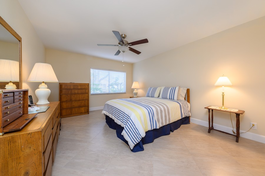 Real Estate Photography - 8092 Sweetbriar Way, Boca Raton, FL, 33496 - Master Bedroom