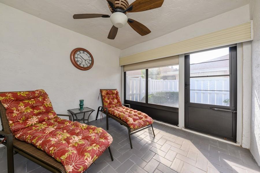 Real Estate Photography - 8092 Sweetbriar Way, Boca Raton, FL, 33496 - Patio