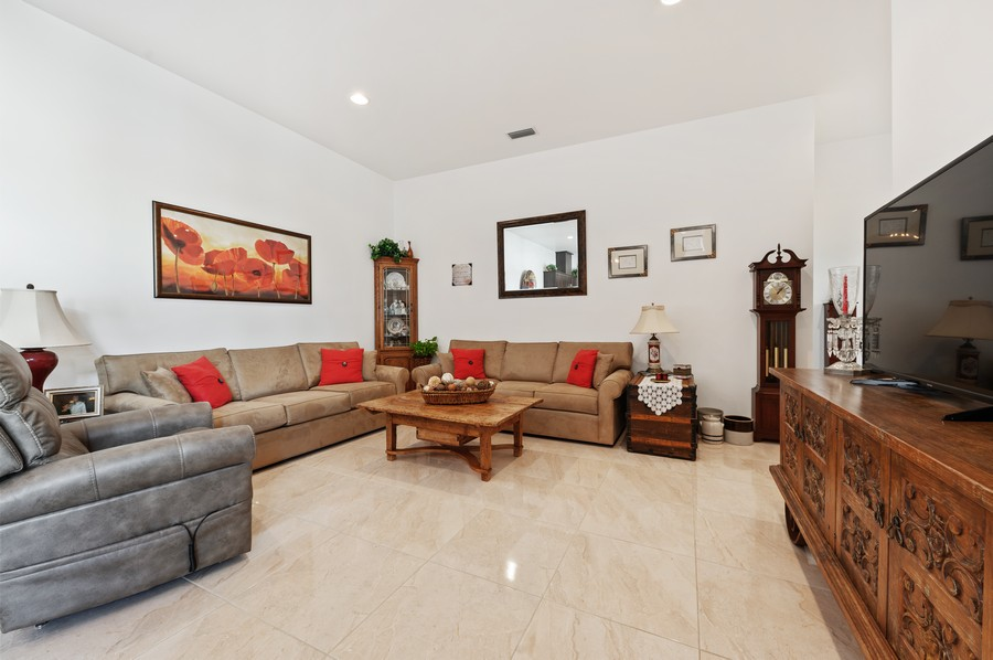 Real Estate Photography - 17341 Bermuda Village Dr, Boca Raton, FL, 33487 - Living Room