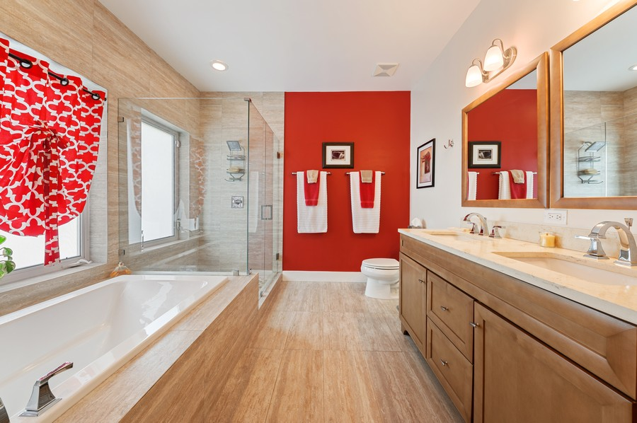 Real Estate Photography - 17341 Bermuda Village Dr, Boca Raton, FL, 33487 - Master Bathroom