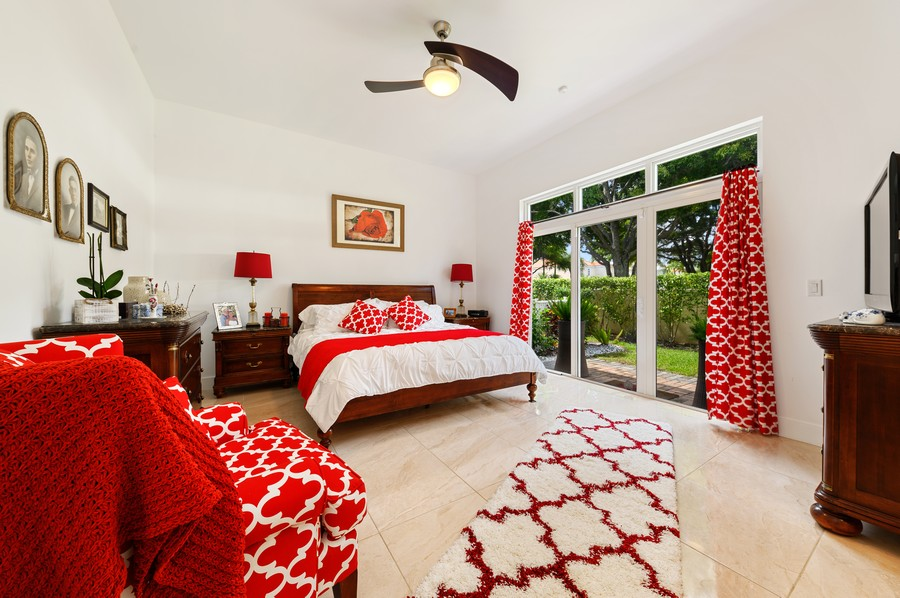 Real Estate Photography - 17341 Bermuda Village Dr, Boca Raton, FL, 33487 - Master Bedroom