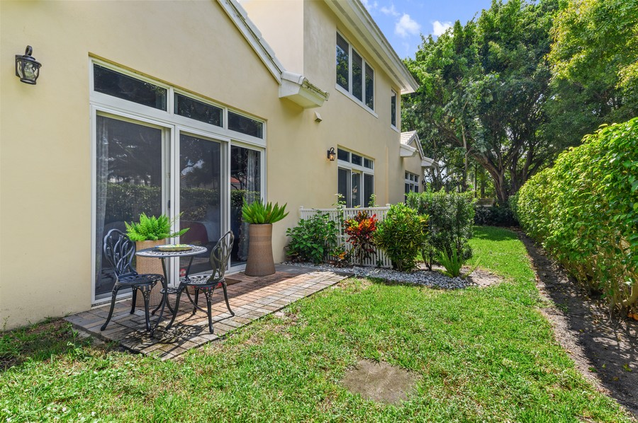 Real Estate Photography - 17341 Bermuda Village Dr, Boca Raton, FL, 33487 - Back Yard