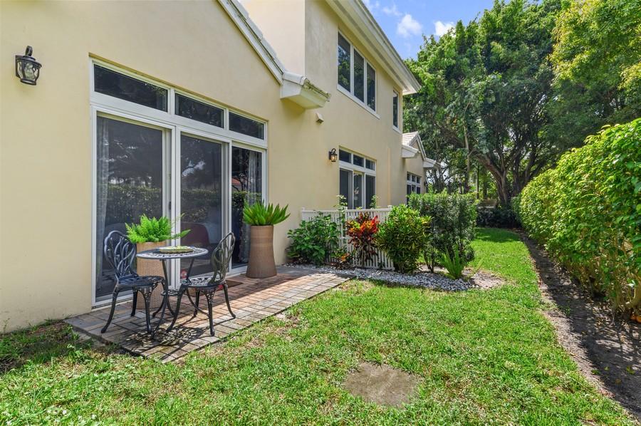 Real Estate Photography - 17341 Bermuda Village Dr, Boca Raton, FL, 33487 - Back Yard