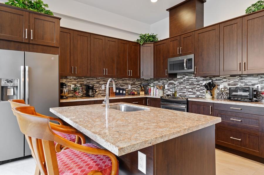 Real Estate Photography - 17341 Bermuda Village Dr, Boca Raton, FL, 33487 - Kitchen
