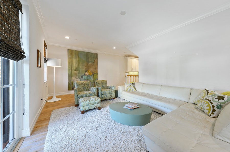 Real Estate Photography - 135 N Cannery Row Circle, Delray Beach, FL, 33444 - Living Room