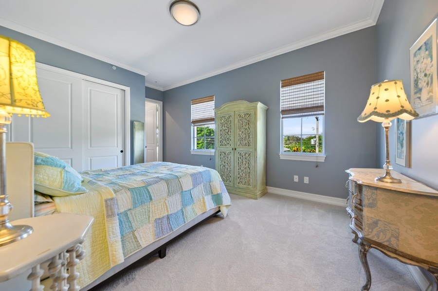 Real Estate Photography - 135 N Cannery Row Circle, Delray Beach, FL, 33444 - 3rd Bedroom