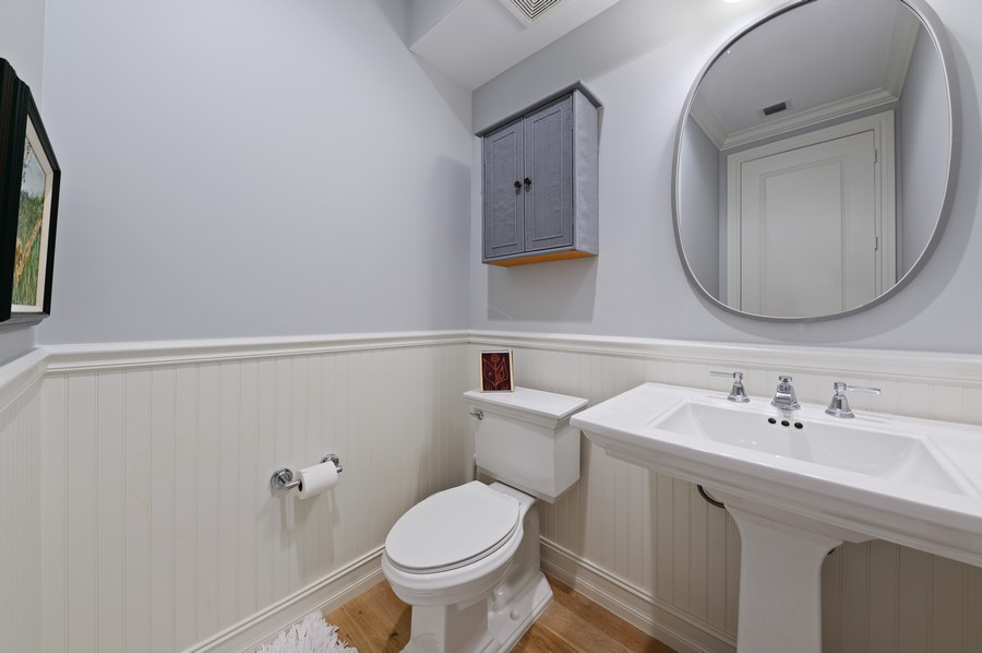 Real Estate Photography - 135 N Cannery Row Circle, Delray Beach, FL, 33444 - Powder Room