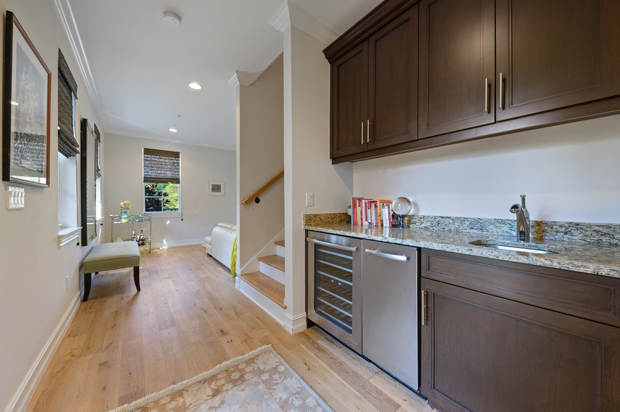 Real Estate Photography - 135 N Cannery Row Circle, Delray Beach, FL, 33444 - Bar