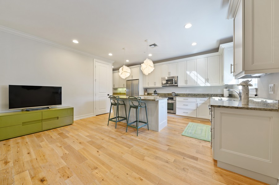 Real Estate Photography - 135 N Cannery Row Circle, Delray Beach, FL, 33444 - Kitchen