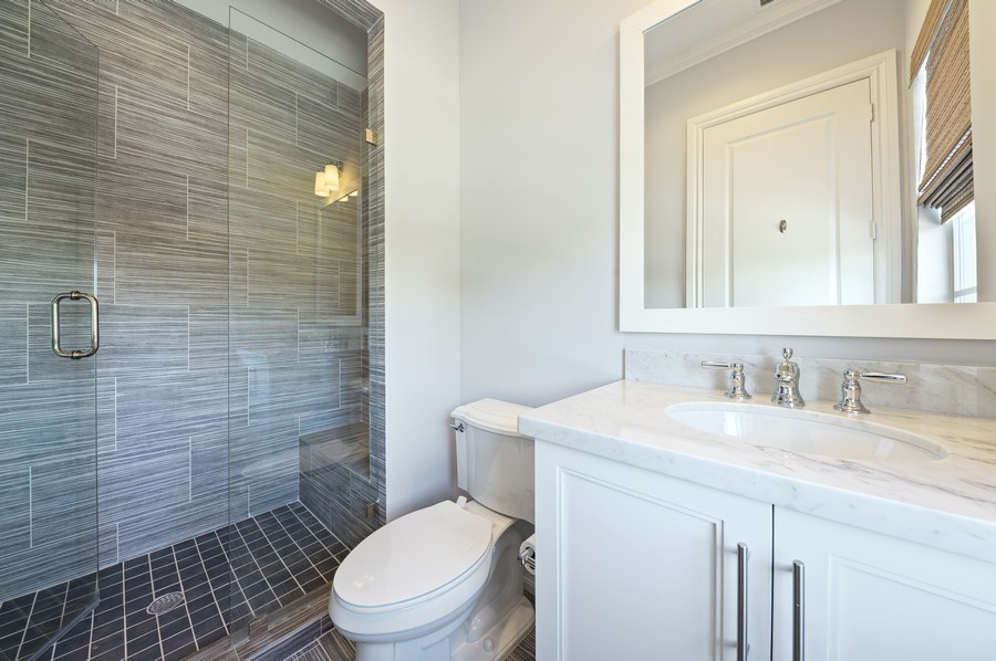 Real Estate Photography - 135 N Cannery Row Circle, Delray Beach, FL, 33444 - 2nd Bathroom