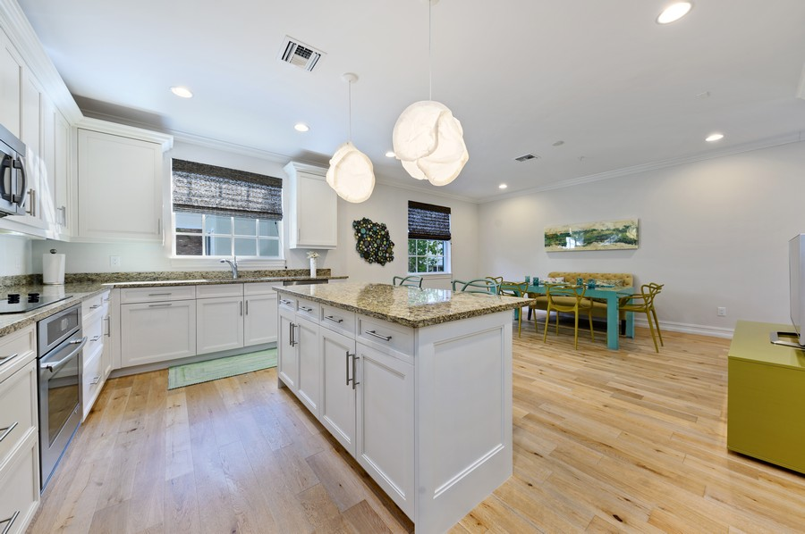 Real Estate Photography - 135 N Cannery Row Circle, Delray Beach, FL, 33444 - Kitchen/Dining