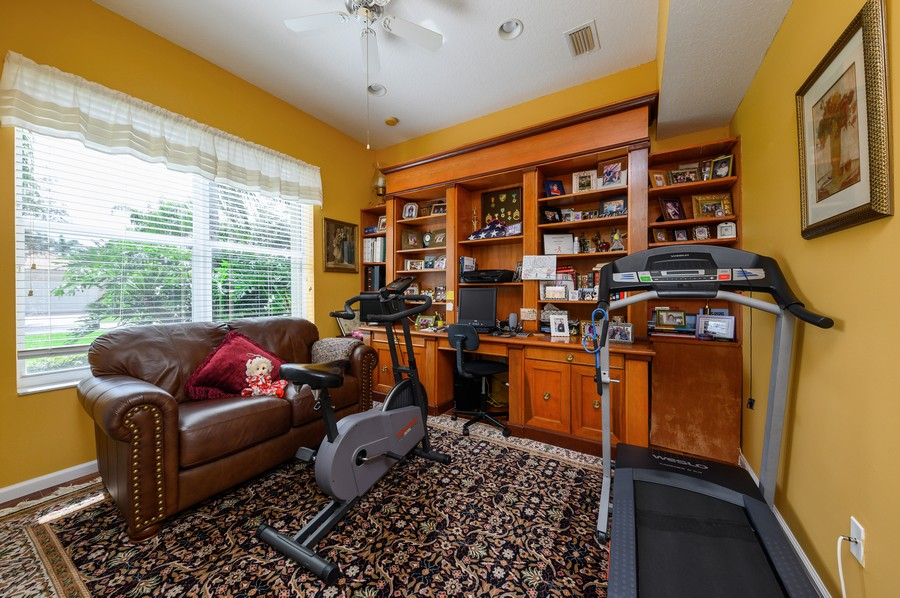 Real Estate Photography - 7581 Lake Harbor Terrace, Lake Worth, FL, 33467 - 3rd Bedroom