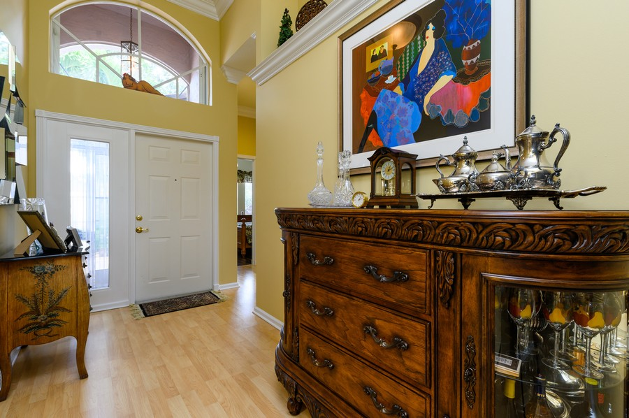 Real Estate Photography - 7581 Lake Harbor Terrace, Lake Worth, FL, 33467 - Foyer