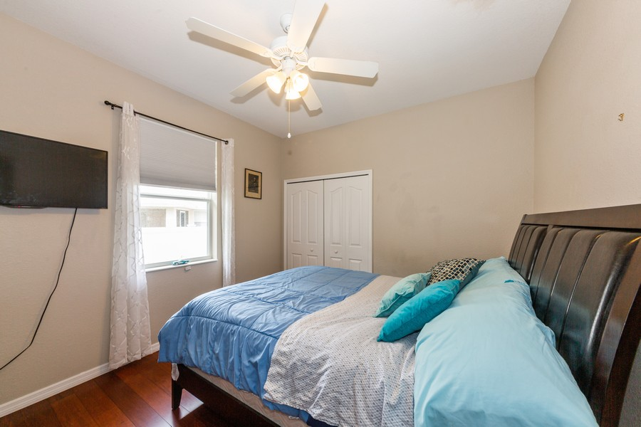 Real Estate Photography - 3475 Lotus Rd, North Port, FL, 34291 - 2nd Bedroom
