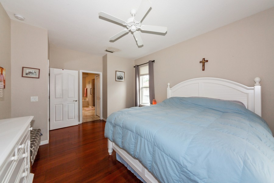 Real Estate Photography - 3475 Lotus Rd, North Port, FL, 34291 - Master Bedroom