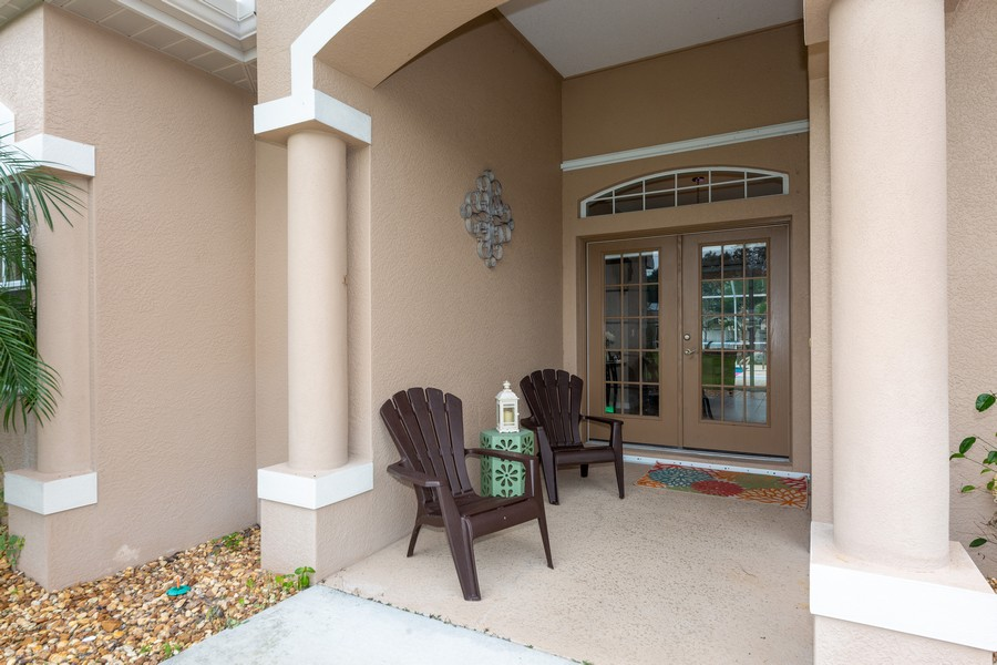 Real Estate Photography - 3475 Lotus Rd, North Port, FL, 34291 - Entrance