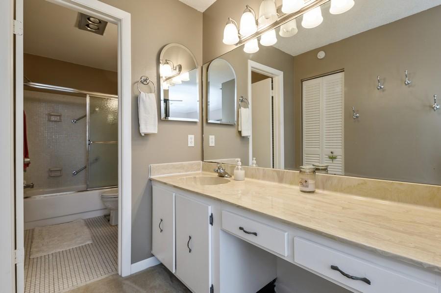 Real Estate Photography - 5912 Via Delray, B, Delray Beach, FL, 33484 - Master Bathroom