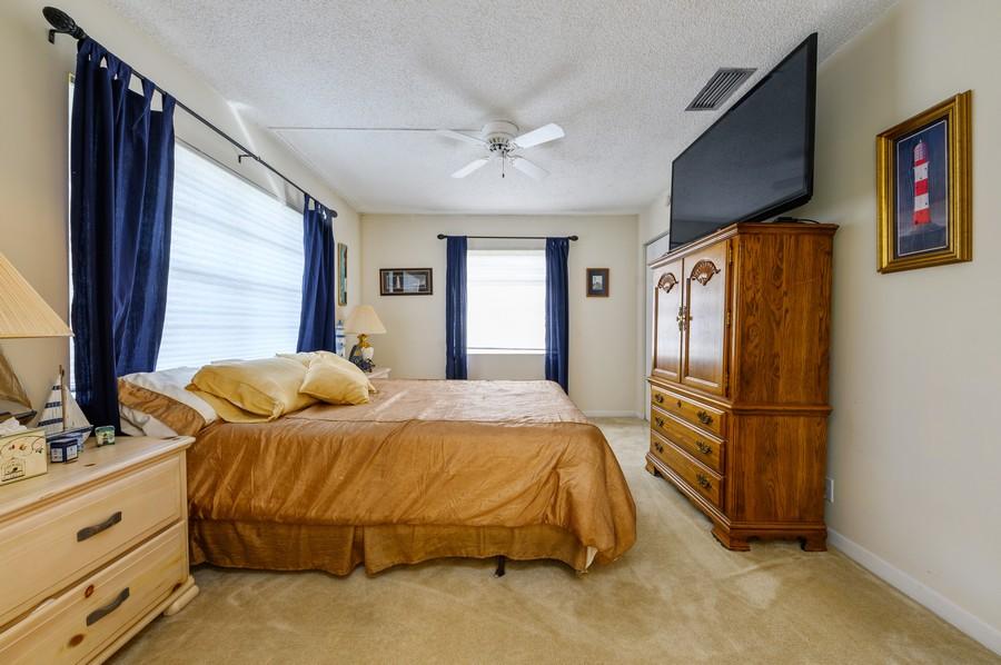 Real Estate Photography - 5912 Via Delray, B, Delray Beach, FL, 33484 - Bedroom