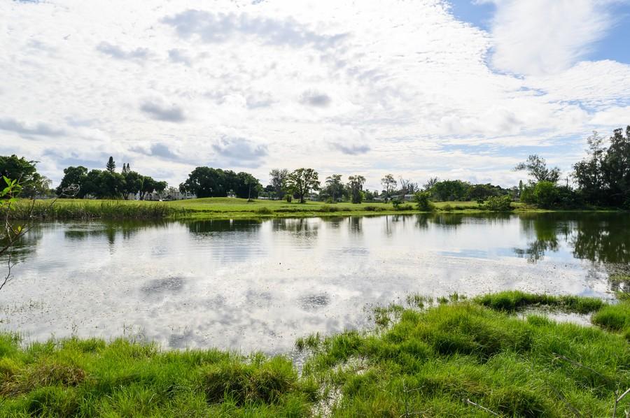 Real Estate Photography - 5912 Via Delray, B, Delray Beach, FL, 33484 - Lake View