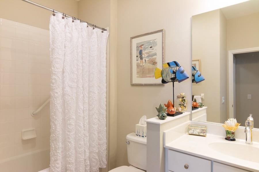 Real Estate Photography - 1963 Crystal Lake Trail, Bradenton, FL, 34211 - 2nd Bathroom